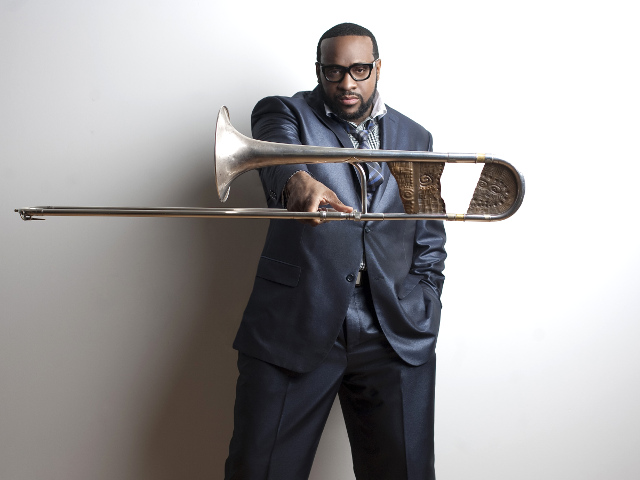 Jeff Bradshaw, Eric Roberson & Tweet - All Time Love -- We say YES!